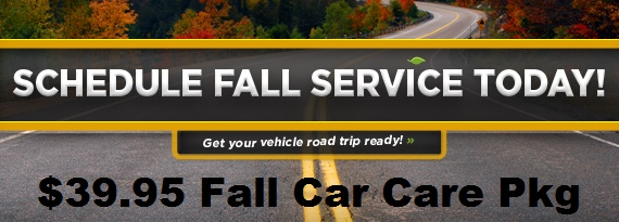 Fall Car Care Package Inver Grove Heights, MN